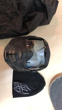 Dye/Proto paintball mask-empire beanie and mask protection bag Montréal, H1H 4M1
