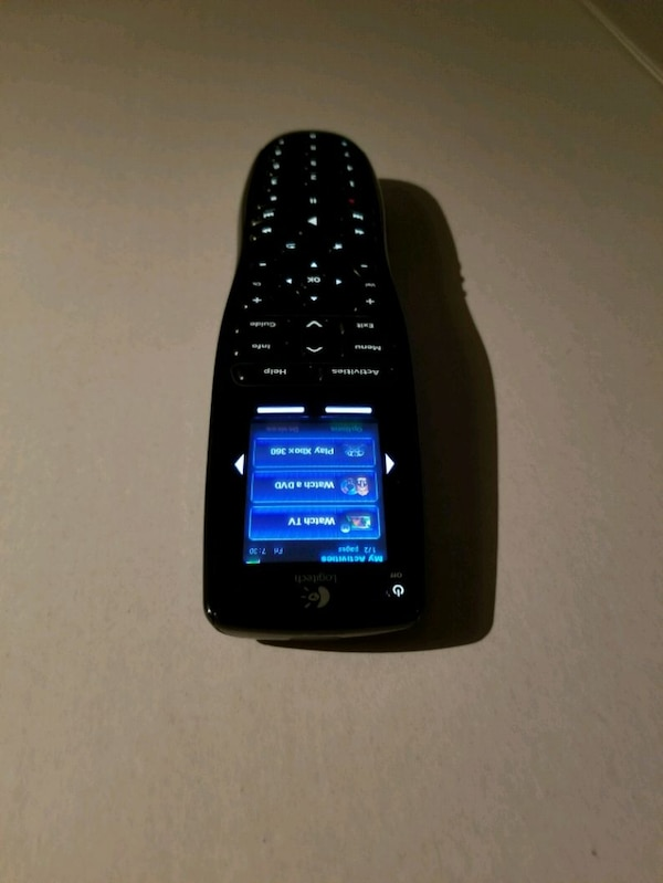Logitech Harmony One Universal Remote With Charger 3