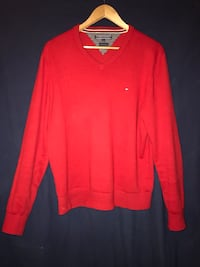 Tommy Hilfiger Prima Cotton Cashmere red Köln, 50968