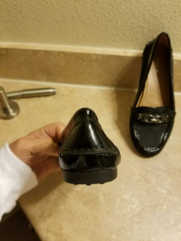 3e28666923 Used Womens Coach Loafers, Sz 8 for sale in Brandon - letgo