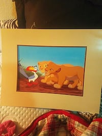 Lion King lithograph Amarillo, 79101