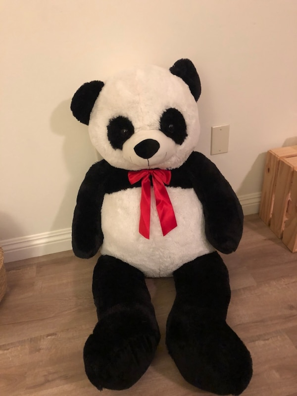 Used Big Panda Bear For Sale In Alhambra Letgo