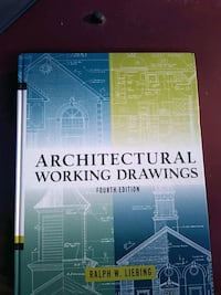 Architectural working drawings fourth edition Santa Ana