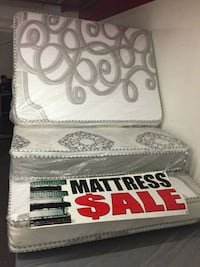 Mattress and box free delivery and  Bridgeview, 60455