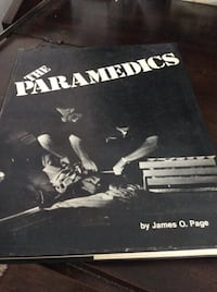 JUST REDUCED The Paramedics hardback  Rockville