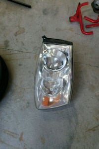 Dodge ram 3500 Head lamp Webberville