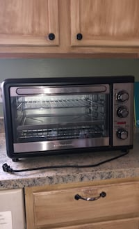 """Toaster oven (12"""")"""
