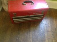 Old craftsmen toolbox and contents  Martinsburg, 25404