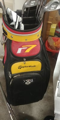 Beautiful pro golf bag Delta