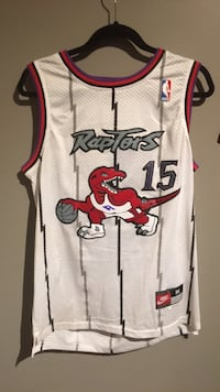 RAPTORS VINCE CARTER JERSEY St Catharines, L2S 3W6