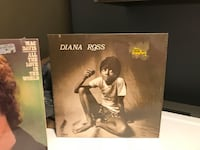 Diana Ross wall poster