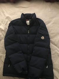 *GREAT PRICE* NAVY BLUE L MONCLER JACKET New York, 11201