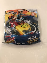 Mickey and Road Racers Puzzle  Fairfax, 22032