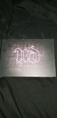 Urban Decay Nocturnal palette Holdenville, 74848