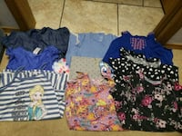 Little girls dress lot size 7/8 Green Bay, 54311