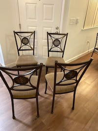 Dining chairs (no table)