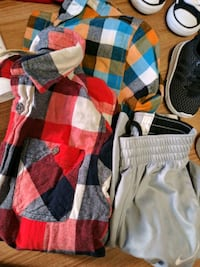 Boys clothes 7/8