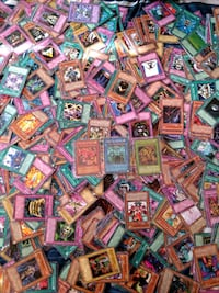 ALL YU-GI-OH CARDS COLLECTION FOR $500 Salinas, 93906