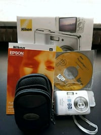 Nikon coolpix L6 6mp 3x DIGITAL CAMERA Genova, 16147