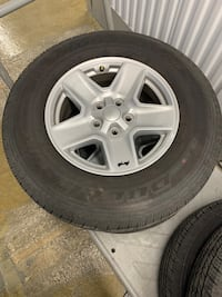 Jeep Tires -JL / Gladiator (x4) Herndon, 20170