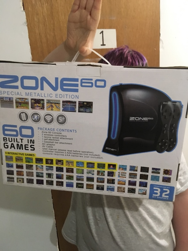 Zone 60 Video System