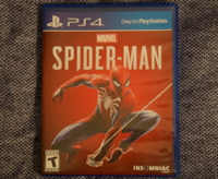 PS4 MARVEL SPIDERMAN GAME 228 mi