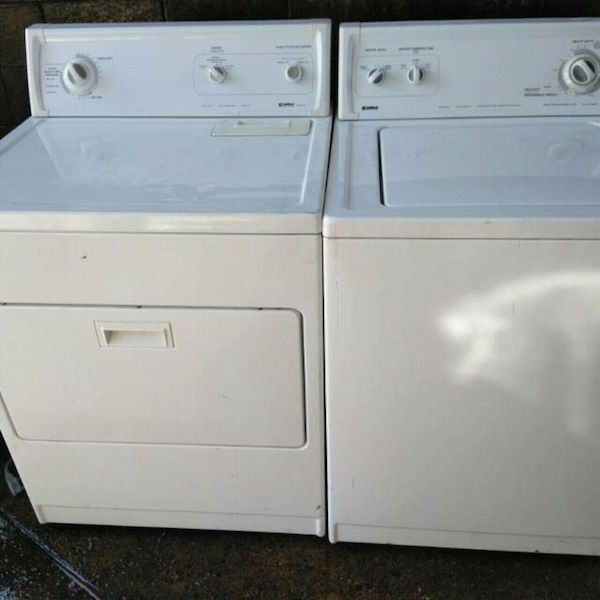 FREE DELIVERY + INSTALL : HEAVY DUTY WASHER DRYER a21e571f-e112-4ccb-9b2c-d65c67463ac4
