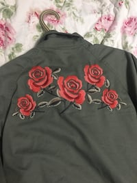 Rose Fashion Jacket XL Morinville, T8R 1B8