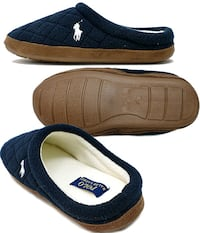 Ralph Lauren Polo Slippers