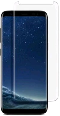 Samsung Galaxy S8 Tempered Glass - Clear    Vaughan, L4K 5M5