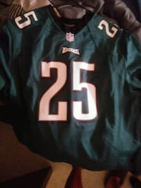 Lesean McCoy eagles on field nike jersey Canton, 44702