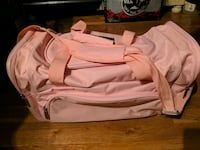 Pink Overnight Duffle Bag The Bronx, 10455