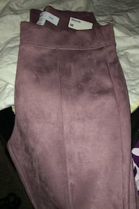 Ladies Suede dress pants Leduc, T9E 5R5