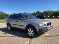 2004 VOLVO XC90 AWD ONLY 133K!!!!!! CLEAN TITLE!! LEATHER SUNROOF 7 PASSENGER GOOD TIRES COLD AIR DRIVES WELL!!! Philadelphia