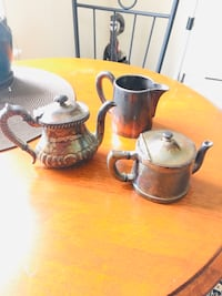 Silver Plated Items Old Alexandria, 22303
