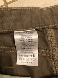 Carhartt work pants  Whitby, L1N 2N6