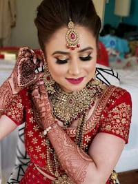 Bridal Makeup special 100$  ( Home Service ) Caledon