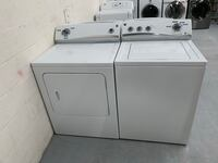Kenmore High Efficiency Washer and Dryer Set 4 MONTH WARRANTY  Charlotte, 28205