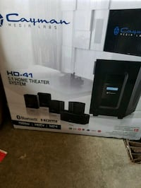 home theater system  Vaughan