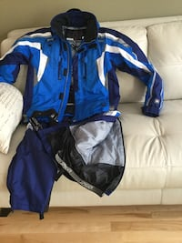 Spyder.  Junior downhill suit size 14- 16