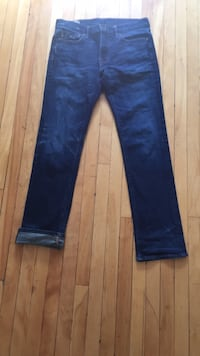 Men's jeans - straight fit Montréal, H4C