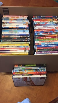 DVDs for kids West Friendship, 21794