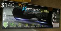 Hover-1 Ultra Electric Self-Balancing Scooter, Black Harrisburg