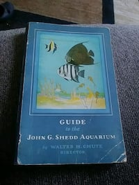 guide to the John G. Shedd Aquarium book South Chicago Heights, 60411