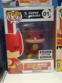 Batman/Flash Impopster Funko