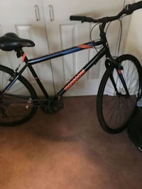 black and red hardtail bike Lancaster, 17603