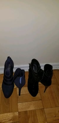 Gently used size 10 women's shoes Toronto, M6M 2M3