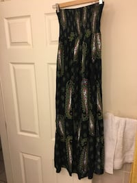 Paisley printed dress Vancouver, V5M 1W8