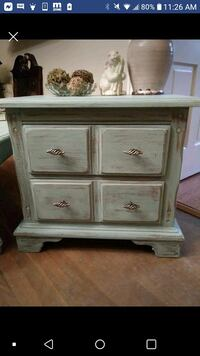 Shabby chic night stand/ side table Greensboro, 27410