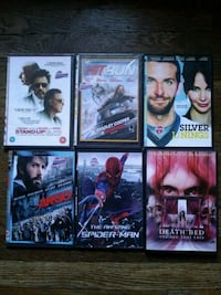ASSORTED DVD MOVIES 2$ EACH East Los Angeles, 90022